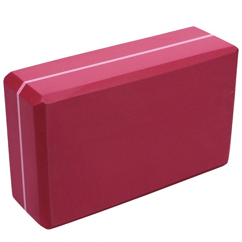 high quality cheap price exercise children soft play EVA foam yoga block