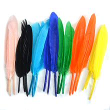 high quality dyed cheap goose feathers for carnival costumes