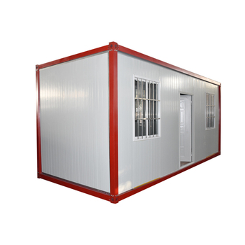 Made in China fast steel construction modular luxury container house