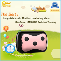 Hot Sale Waterproof IPX6 Small GPS Tracking Pets Device Vehicle Car Pet GPS Tracker Tk108 Wholesale