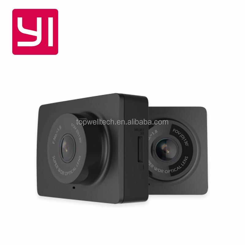 Yi 1080 P Voiture WiFi DVR 2.7 pouces TFT écran 130 degrés lentille Intelligente Voiture DVR Caméra - ANKUX Tech Co., Ltd