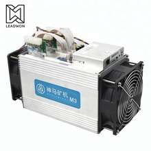 In stock M3 Miner hash rate 11.5TH/S bitcoin miner with original Power Supply