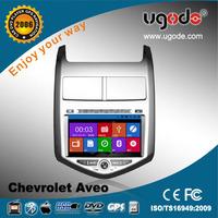ugode car audio system for Chevrolet Aveo windows car digital tv receiver