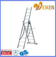 multi-purpose ladder/ 28 ft aluminum extension ladder