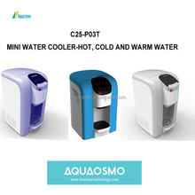 Mini Fashionable Water Cooler &Warm Water Dispenser for sale