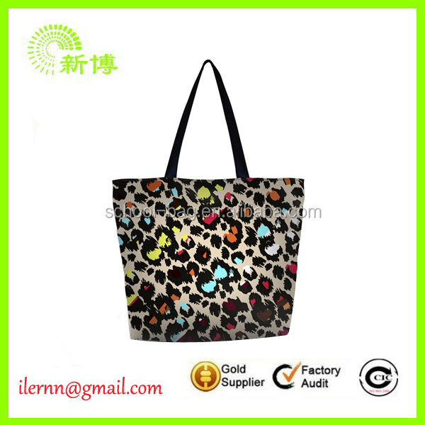 Nice printing women handbag and shoulder bag