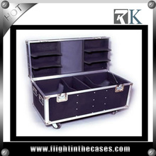 Lighting Accessories Flight Case for Storage ODM/OEM EVA foam protect outdoor for indicator light case