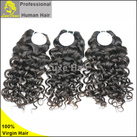 Raw Real Wavy Wholesale italian curl Own Brand Distributor new item hair weft