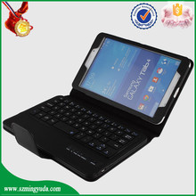 China Factory Business style PU leather 8 inch tablet case for samsung T330