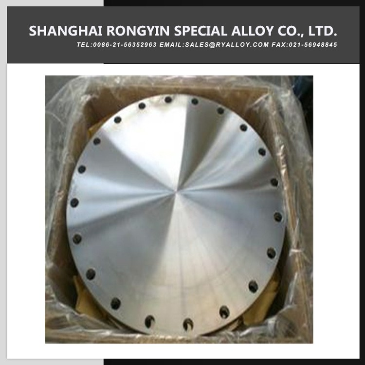 Made in China High brightness blind flange ansi b16.5 class 300 rf a105