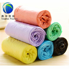 Wholesale Plastic Bag Garbage Bag 20 roll reusable biodegradable garbage bag