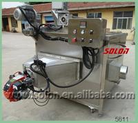 Solon high efficiency and energy saving banana chips frying machines High precision temperature controlled