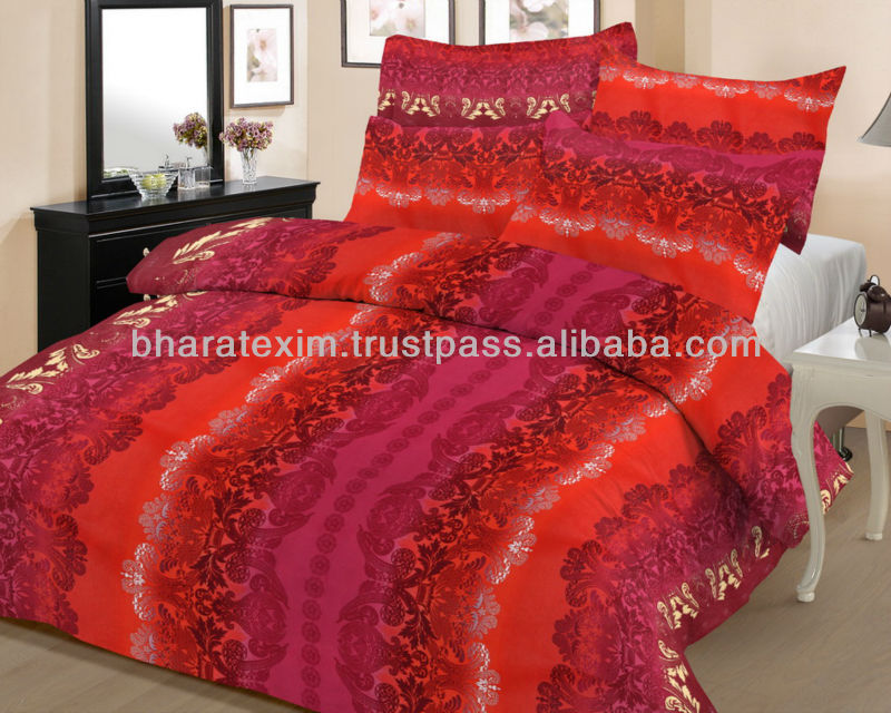indian bed sheets cheap flat bed sheets,beautiful latest design bed sheets wholesale