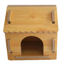 New Products Pet Supplies Wood Small Dog House with Roof Outdoor