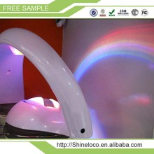 Romantic LED Rainbow Projector Color Night Lamp Light