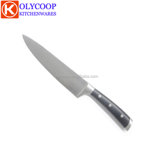 Premium double forged handle 8.25 inch chef kitchen knife