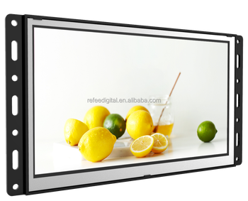 Refee 7/10.1/15.6 inch open frame LCD screen display