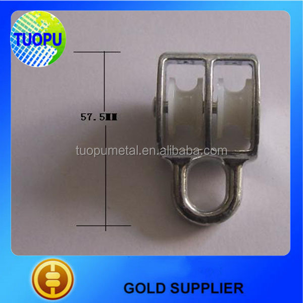 Plastic Pulleys For Sale : China supplier wholesale nylon rope pulley plastic pulleys for sale buy