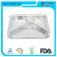 450ml Takeaway Carry Out Oblong Food Use Aluminum Foil Catering Container