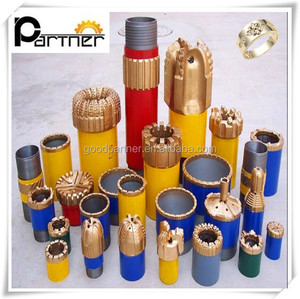 HQ core type diamond pdc drill bits manufacturers with best prices