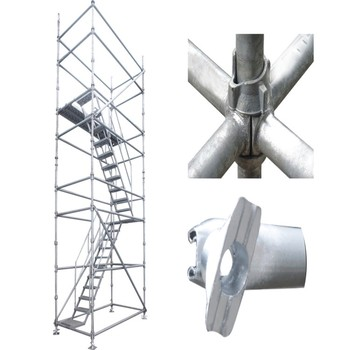 Tianjin TSX moving cuplock scaffolding accessories system for building