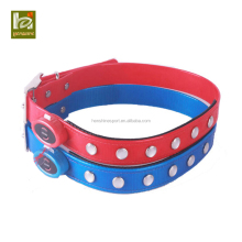 flashing rechargeable USB dog collar led light for sale