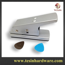 Stainless iron durable to use guitar pick cutter for loving playing guitar