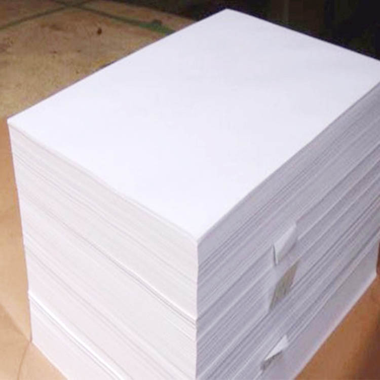 250gsm sheet white cardboard paper for wholesale