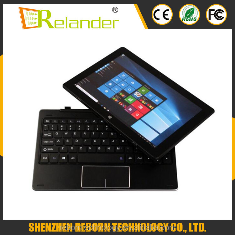 New Detachable <strong>10</strong> Inch Windows <strong>10</strong> OS Tablet 128GB Intel Cherry Trail Z8350 Quad Core Windows Tablet PC