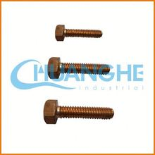 China supplier m6 stainless steel hex bolt din 933