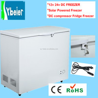 BR318C4 12V 24V DC SOLAR CHEST FREEZER