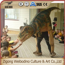 Made in China superior quality dinosaur costume for jurassic