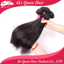 wholesale price straight hair no tangle no shed weave 100% human hair tangle free