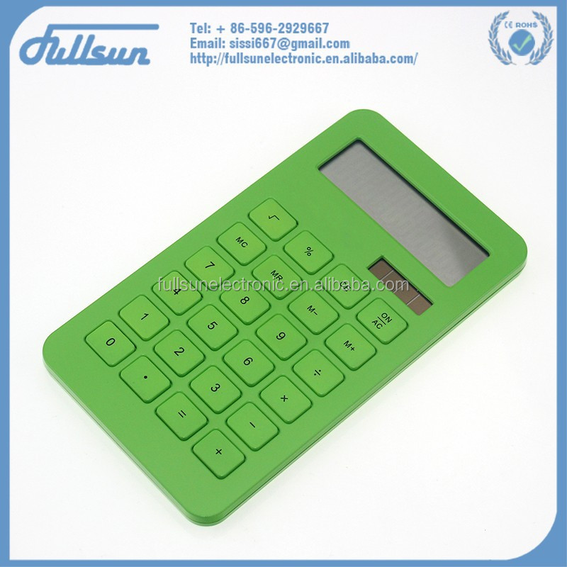 Nice gift new arrival eco-friendly calculator FS-2100