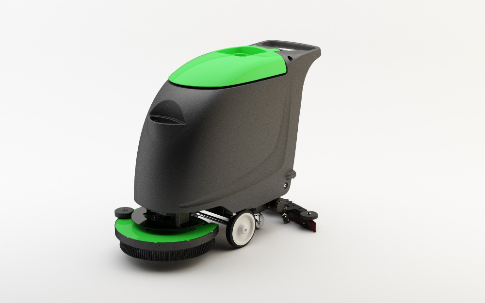 floor removal machine