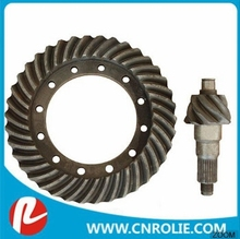good quality high presision bevel gear BEDFORD J6-330 Crown wheel pinion 6:35 oem 7078107
