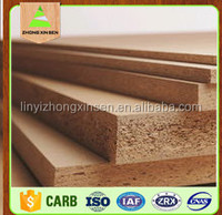 Melamine fancy mdf board from mdf manufacture