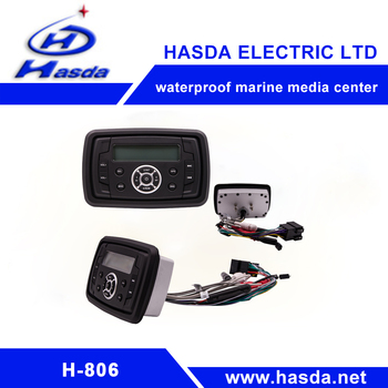 marine waterproof audio accessories
