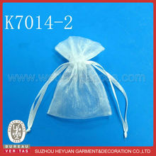 2014 Beautiful Organza Wedding Candy Gift Paper Bag