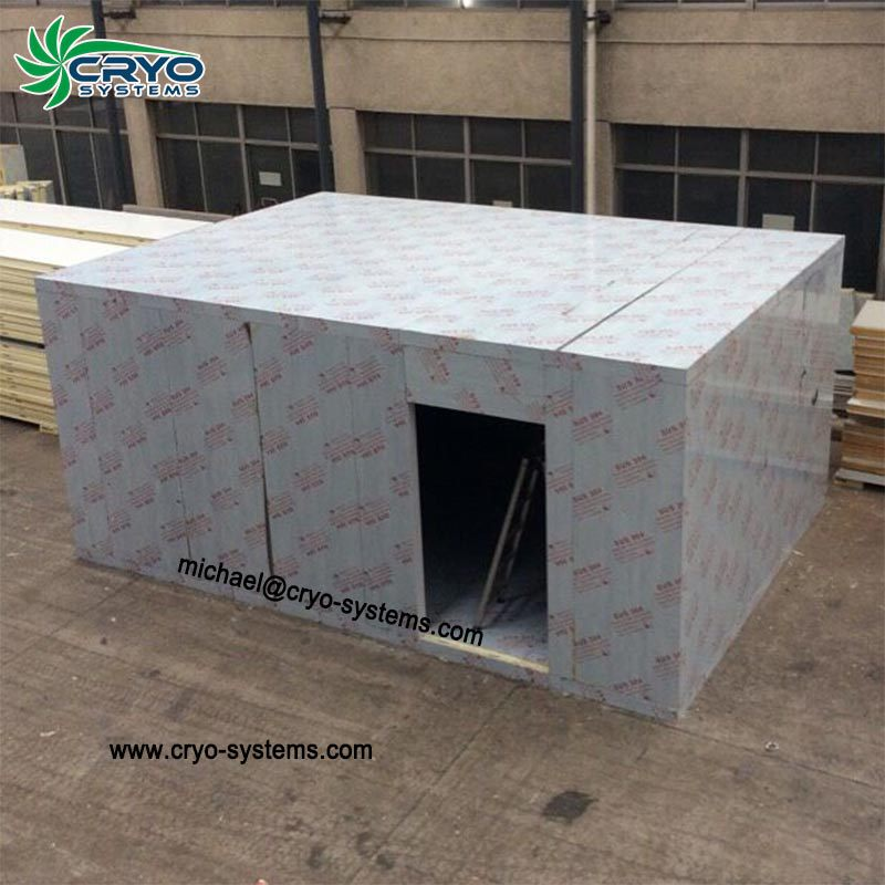 portable used standard industrial cold storage room for sale , walk in coolers for fresh vegetables , fresh apple storage