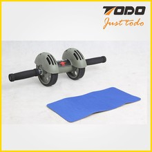 TODO Abs Wheel Power Roller Core Abdominal Home Gym Training Fitness Exercise Machine