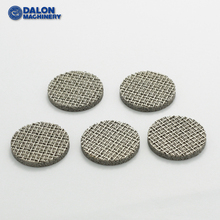 mechanical metal chip mesh gauze strainer filter