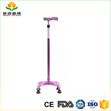 Health Care Supplies Lotus color, Bronze, Sapphire blue, Silver white Aluminum walking cane wheels