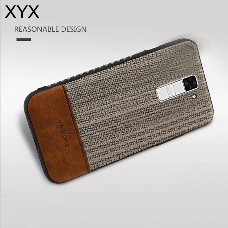 XYX fancy leather tpu case cover magnetic stand PC cover framed with tpu 100% fit for LG K8/ for LG <strong>k10</strong>