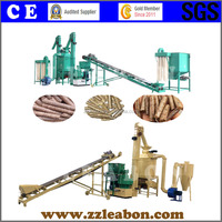 Coconut Shell Biomass Fuel Pellet Production Line with CE