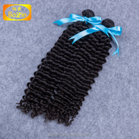Wholesale factory price virgin human hair Peruvian Water wave supreme hair