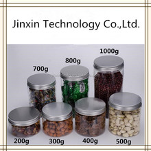 plastic 100ml,120ml,150ml,200ml,250ml,300ml,400ml,500ml,700ml,800ml,1000ml PET jar containers