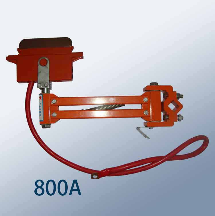 Single Pole Safety Power Copper Crane Bus Bar View Crane