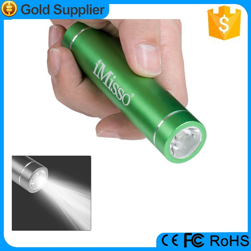 Protable Charge Power Bank With Flashlight Function For Nokia N8