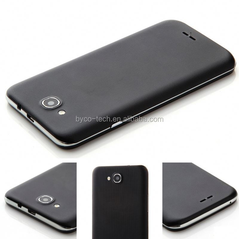 high quality low cost phone wap tri card tri standby 5.5inch touch screen mobile phone